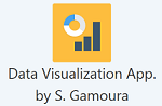 Data Visualization Apps. by S. Gamoura